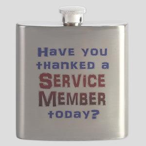 Thank Service Flask