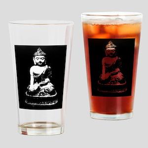 Onyx Buddha Drinking Glass