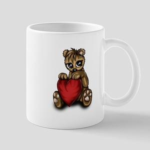 Teddy Love Mugs