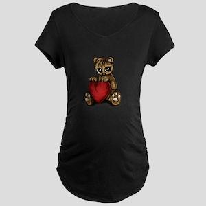 Teddy Love Maternity T-Shirt
