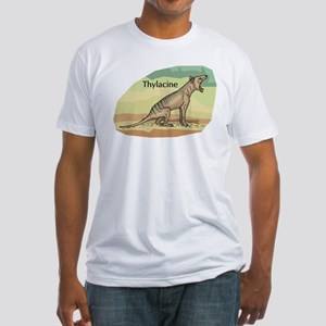 Thylacine Fitted T-Shirt