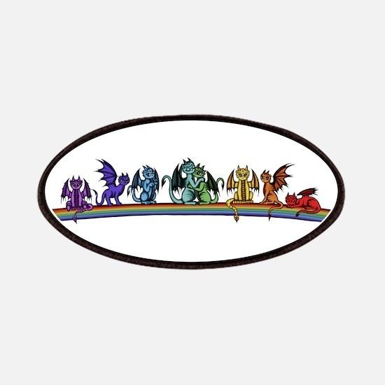 Rainbow Dragons Patch