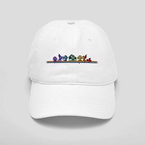 Rainbow Dragons Cap