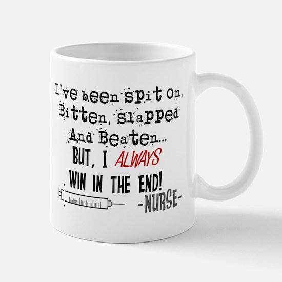 Hilarious Nurse Quote Mugs