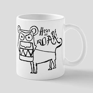 Hear me ROAR! Mugs