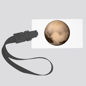 Pluto Luggage Tag