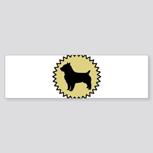 Australian Terrier (seal) Bumper Sticker