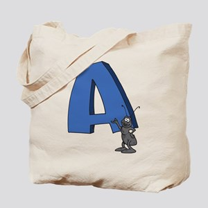 A For Ant Tote Bag