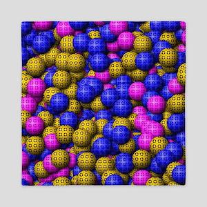 Patterned Balls Queen Duvet