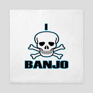 I Hate Banjo Queen Duvet