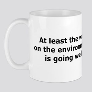 War on the Environment Mug