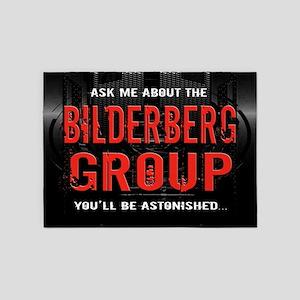 Bilderbergs 5'x7'Area Rug