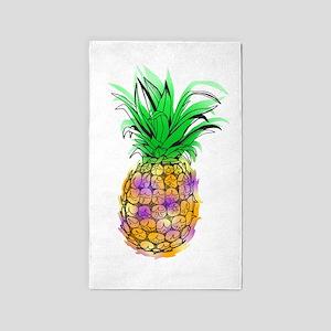Pineapple, Area Rug