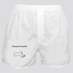 Massachusetts Boxer Shorts