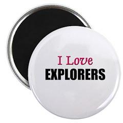 I Love EXPLORERS 2.25