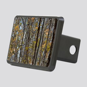 forest trees Camo Camoufla Rectangular Hitch Cover