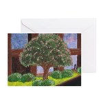 Notre Dame Crype Myrtle Cards (Pk of 10)