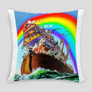 Noah's ark Everyday Pillow
