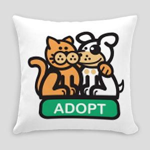 Adopt Everyday Pillow