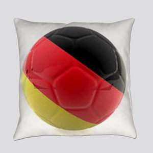 Germany World Cup Ball Everyday Pillow
