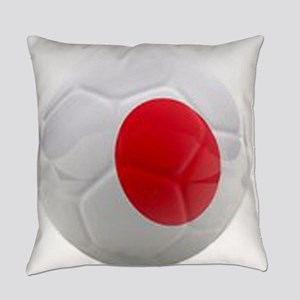 Japan World Cup Ball Everyday Pillow