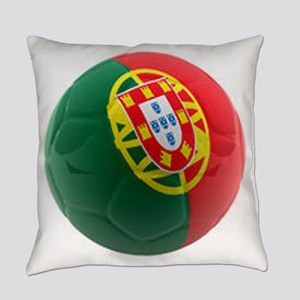 Portugal World Cup Ball Everyday Pillow