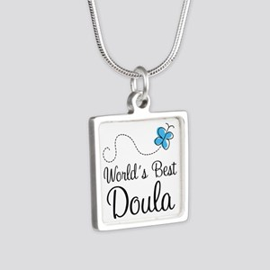 Worlds Best Doula Necklaces