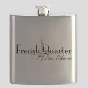French Quarter NO Flask