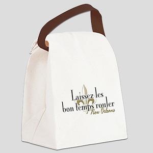 Laissez les NOLA Canvas Lunch Bag