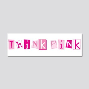 think_pinkys Car Magnet 10 x 3