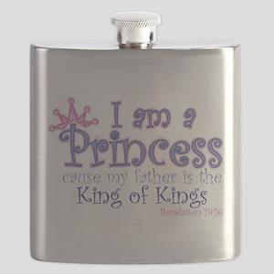 I am a Princess Flask