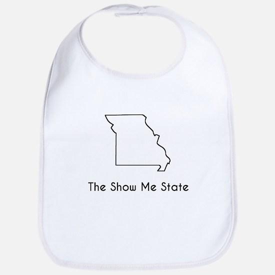 The Show Me State Bib