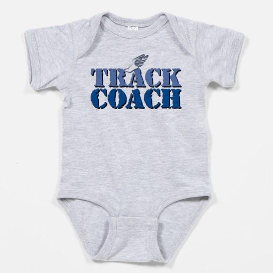 Unique Running coach Baby Bodysuit