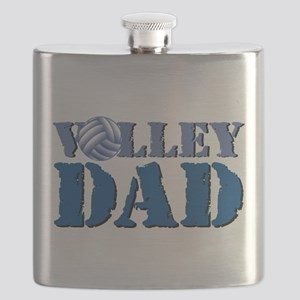 Volley Dad Flask