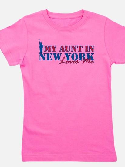 My Aunt in NY Girl's Tee