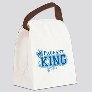 Pageant King Canvas Lunch Bag