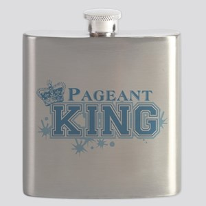 Pageant King Flask