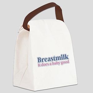 Breastmilk Canvas Lunch Bag