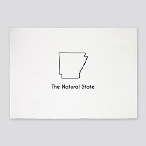 The Natural State 5'x7'Area Rug