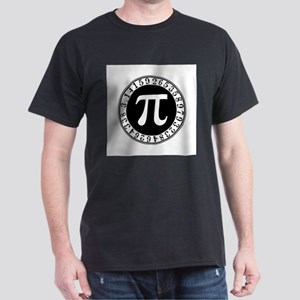 Pi sign in circle T-Shirt