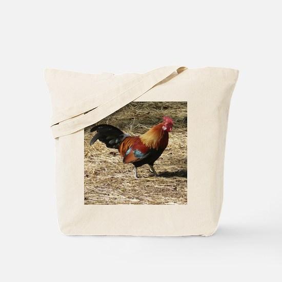 Cute Barnyard Tote Bag