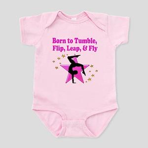 GYMNAST FOREVER Infant Bodysuit