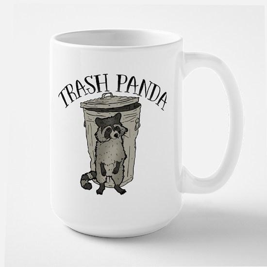 Raccoon Trash Panda Mugs