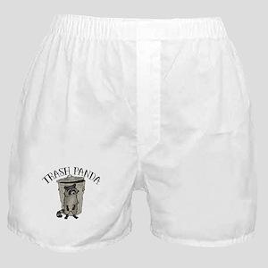 Raccoon Trash Panda Boxer Shorts