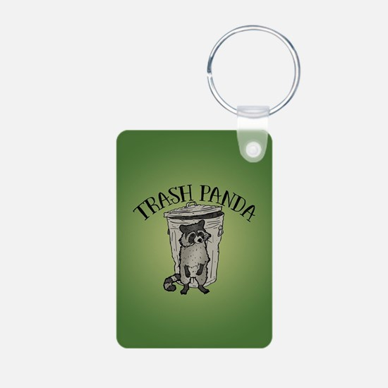 Raccoon Trash Panda Keychains