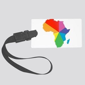 africa spectrum Luggage Tag