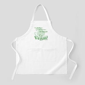 Go Vegan! Apron