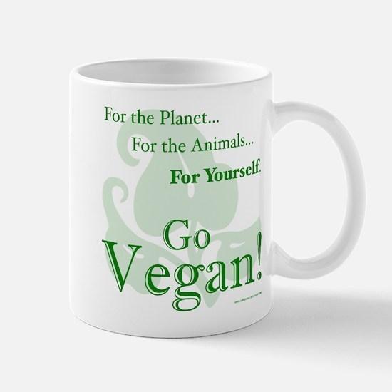 Go Vegan! Mug