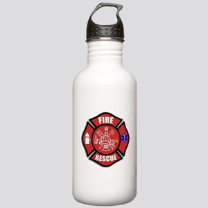 Fire Rescue Stainless Water Bottle 1.0L