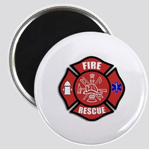 Fire Rescue Magnets